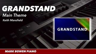 Grandstand TV Theme (Piano Cover)