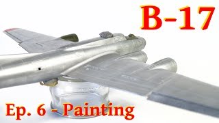 Video Model Flying Fortress B-17G - 1/72 Airfix - Painting download MP3, 3GP, MP4, WEBM, AVI, FLV Juli 2018