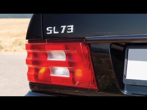 1999 Mercedes-Benz SL 73 AMG With M120 Engine V12