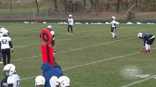 MAU Football vs. Fair Haven // 10-30-20