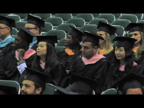 Graduating at North Texas: David's Story