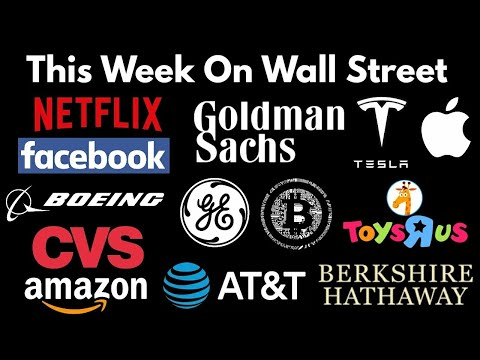 This Week On Wall Street #21 March 18, 2018