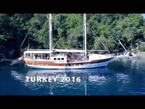 Turkey trip 2016