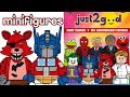 LEGO Minifigures - YOUR OWN Series! - CMF Draft!