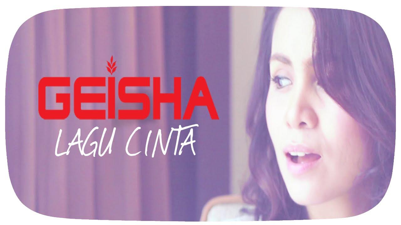 geisha lagu cinta ost single official lyric video youtube