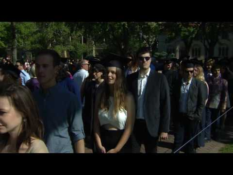Oberlin Commencement 2016