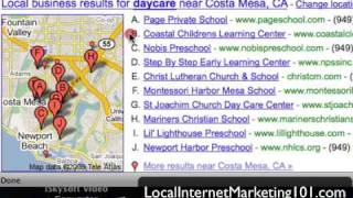 FREE Advertising for Local Business on Google Local