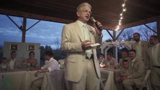 FUNNY & TOUCHING Father of the Bride Speech or Toast