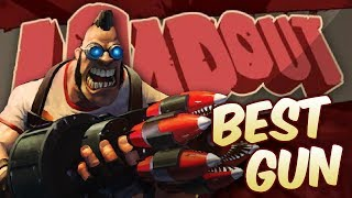 LOADOUT : Best Weapon in the Game! How to spam Launcher to victory! Funny Gaming Montage