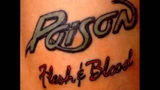 Poison Flesh & Blood - God Save the Queen ( Instrumental Demo)