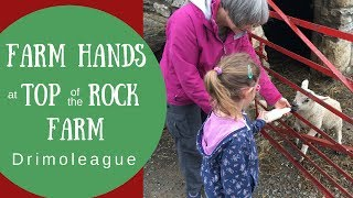 Farm Hands at Top of the Rock Farm Drimoleague