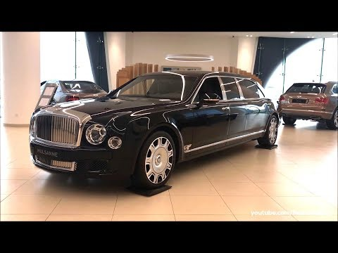 Bentley Mulsanne Grand Limousine/EWB/Hallmark by Mulliner 2018 | Real-life review