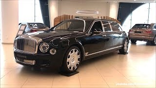 Bentley Mulsanne EWB 2017 Videos