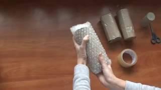 видео Как перевезти растения зимой