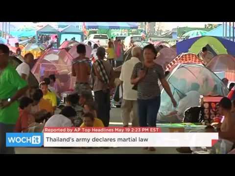 """Thailand Martial Law"""