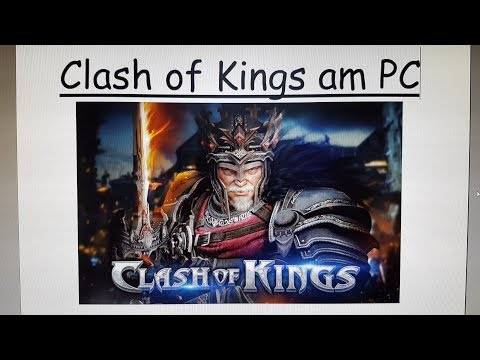 Clash Of Kings Am PC Spielen Mit Dem Nox App Player! – Clash Of Kings On PC