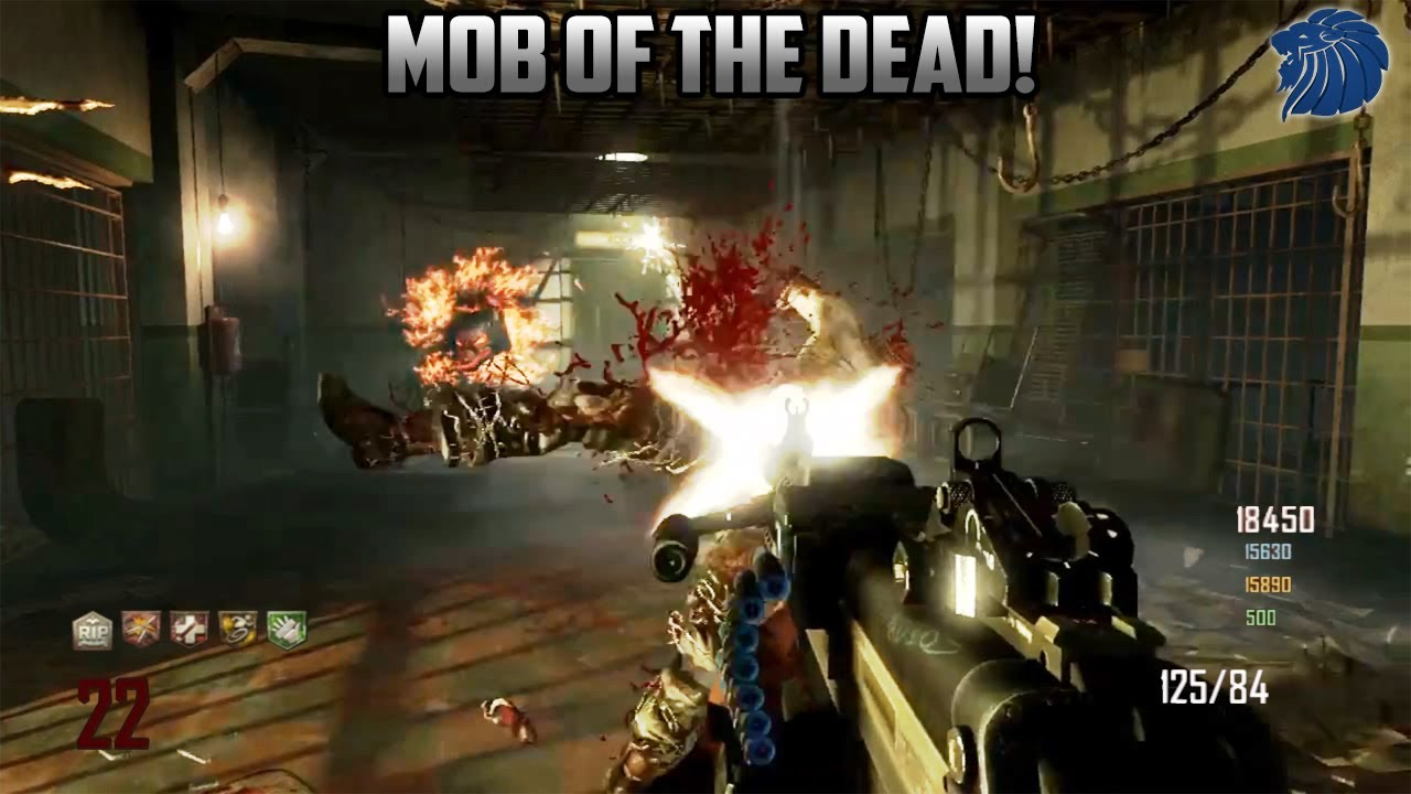 Black ops 2 mob of the dead new warden boss hellhounds - Mob of the dead pictures ...