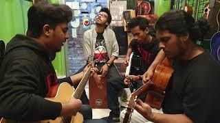 Sohoj manush cover by band introit