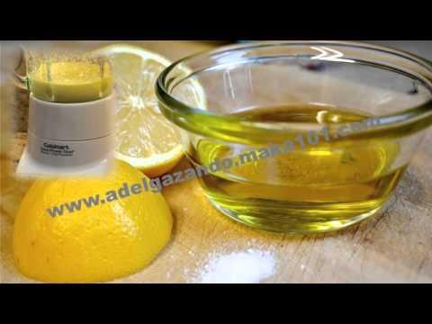 Aceite de oliva limon y agua para adelgazar