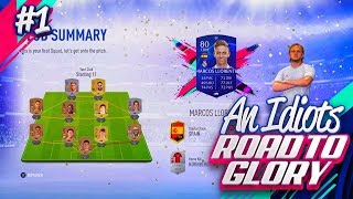 THE BEGINNING!!! AN IDIOTS FIFA 19 ROAD TO GLORY!!! Episode 1