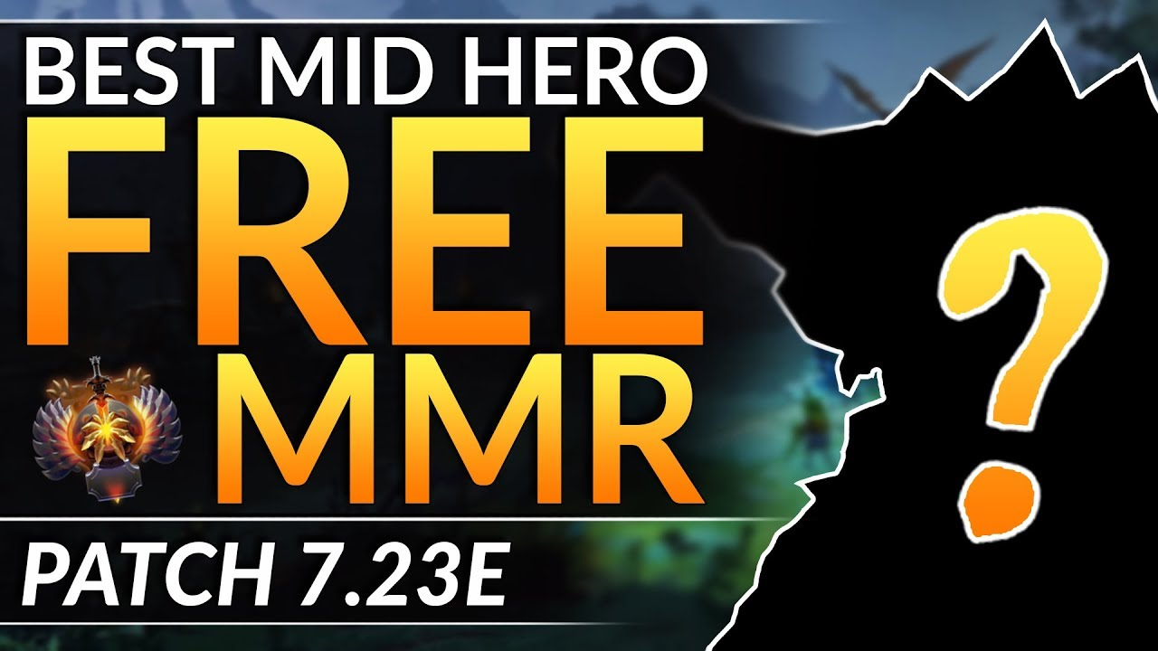 Best Mid Lane Hero To Carry In 7 23 The Broken Build You Must Try Pro Dota 2 Midlane Guide Youtube