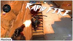 Rapid Fire Frags #3 [CSGO]