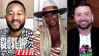 FULL Songwriters Roundtable: Mary J. Blige, John Legend, Justin Timberlake & More | Close Up