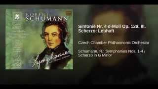 Sinfonie Nr. 4 d-Moll Op. 120: III. Scherzo: Lebhaft