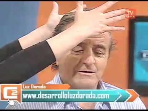 Carolina Ortiz de Luz Dorada en TVN Cable, Chile