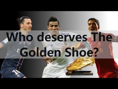 Who Deserves The Golden Boot? | Ronaldo vs Ibrahimovic vs Suarez | HD