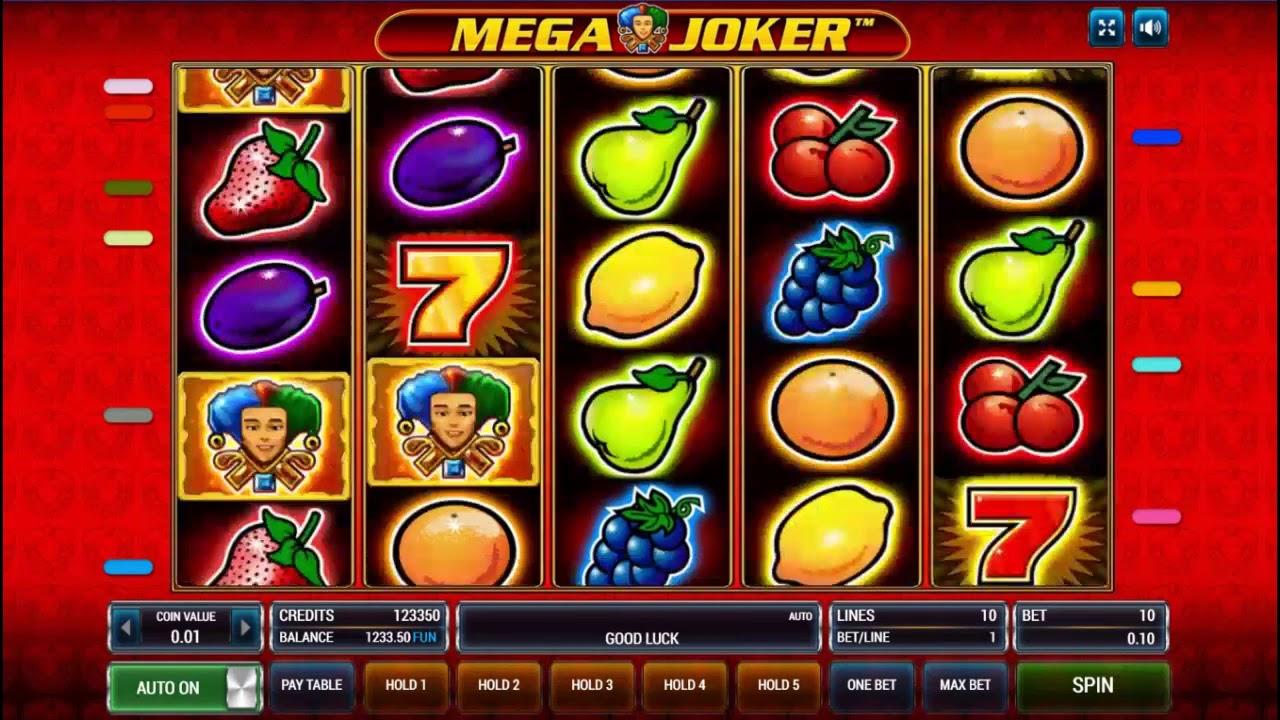 Slot joker game online