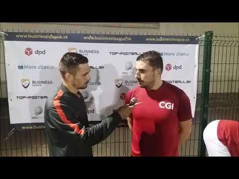 Business League: rozhovor s Michalom (CGI Slovakia)