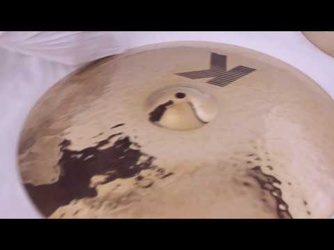 How To Clean Zildjian Cymbals Properly [@BreakbeatKMB] Kiss My Beats.