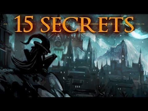 15 Amazing Secrets In Dark Souls, Bloodborne & Sekiro