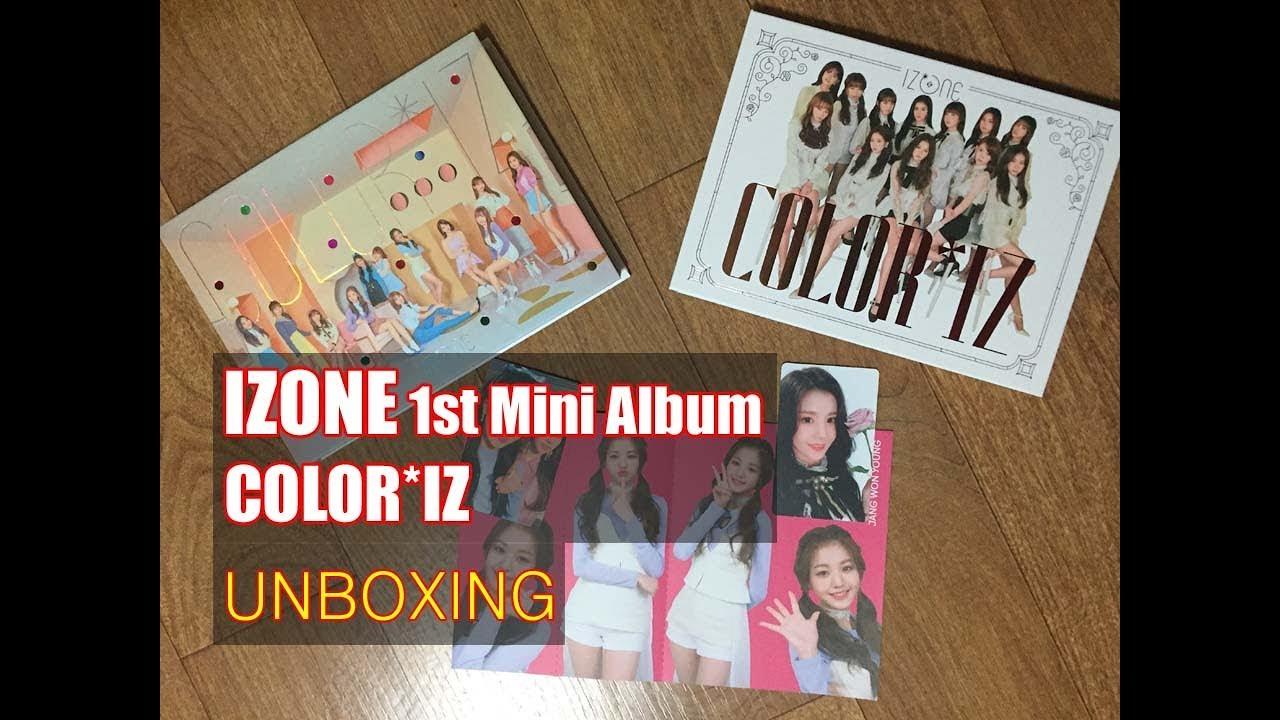 Izone Japanese Album K2nblog