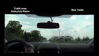 RAIN X Anti Pluie sur feuvert.fr