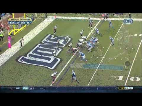 NFL Game Winning Plays 2012