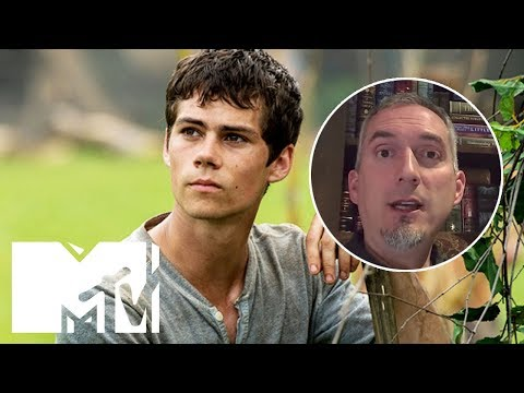 The Maze Runner AFTER THE DEATH CURE Unseen Secrets Revealed By Author James Dashner  MTV Movies