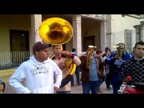 BANDA ALAMEDA CHINELO CARNAVALERO 7 10 2012