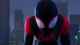Soundtrack #3 Way Up Spider-Man Into the Spider-Verse 2018