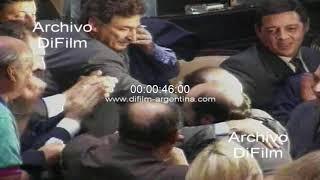 Jura de legisladores bonaerenses - Opinion de Osvaldo Mercuri 1997