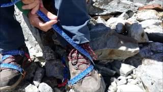Petit Mont Blanc climb