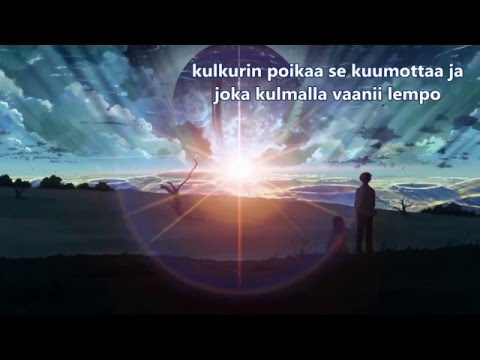 Nightcore - Lempo (with lyrics)