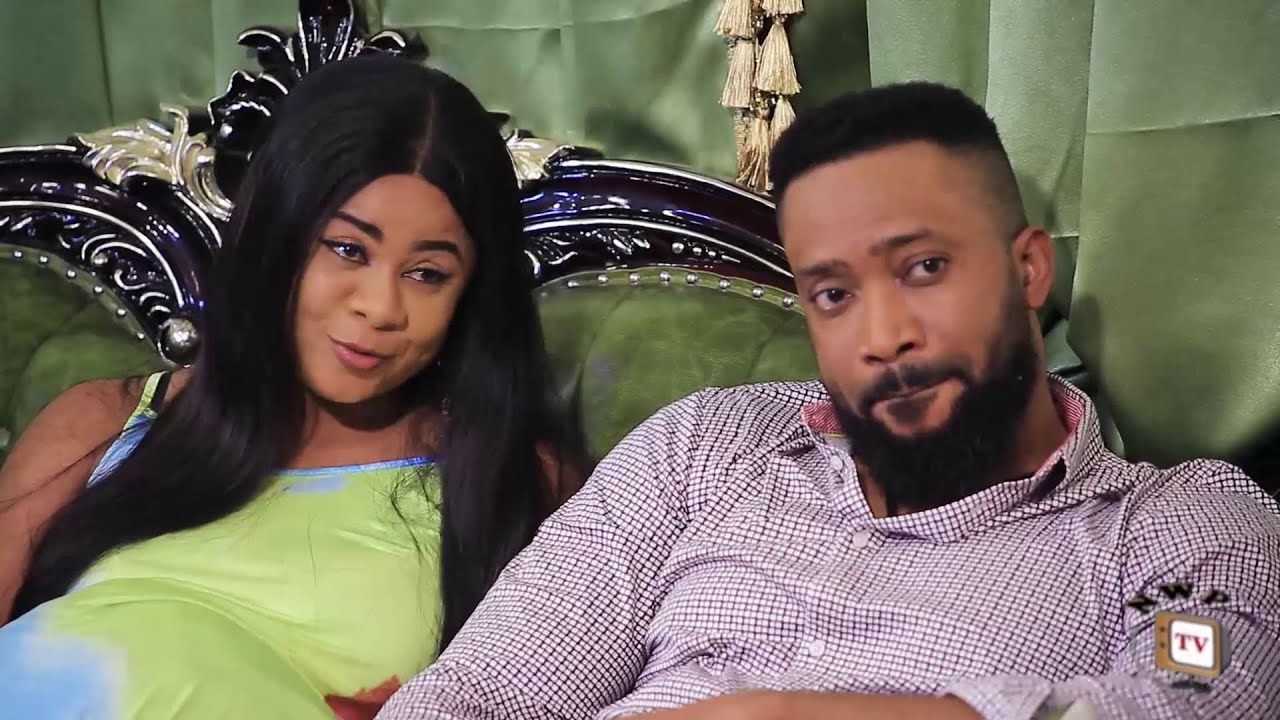 THE INSIDER 5&6 TEASER (Trending  New Movie Full HD) Fredrick Leonard  2021 Latest Nigerian Movi