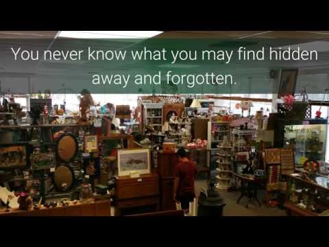Antiques in Bakersfield– A New Wave of Usefulness