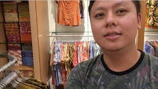 👕 Batik Shopping - Indonesia // Power Vloggin'
