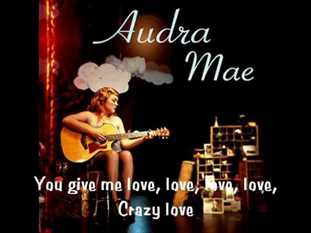 Crazy Love Audra Mae The Five Year Engagement Ost Chords Chordify