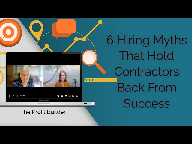 6 Hiring Myths The Hold Contractors Back From Success Standard quality (480p)