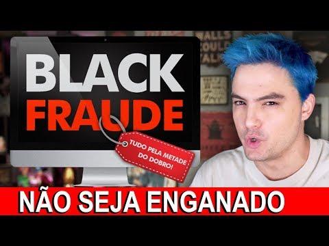 Proteja-se das fraudes da Black friday Brasileira 1