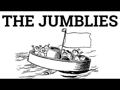 English Reading Practice - The Jumblies by Edward Lear - ESL British  English Pronunciation